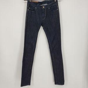 Plein Sud Jeanius Whip Stitch Skinny Jeans - 29